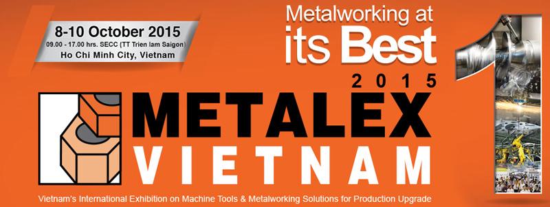 METALEX Vietnam 2015